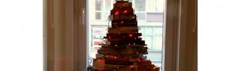 Kitaplardan Yılbaşı Ağacımız