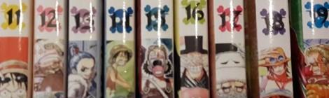 One Piece 11-19. Manga Sayıları- Eiiçiro Oda