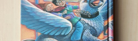 (Arapça) Harry Potter ve Azkaban Tutsağı (هارى بوتر وسجين ازكابان) - J.K. Rowling