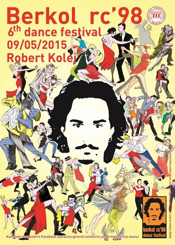 6. Berkol RC'98 Dans Festivali – 2015