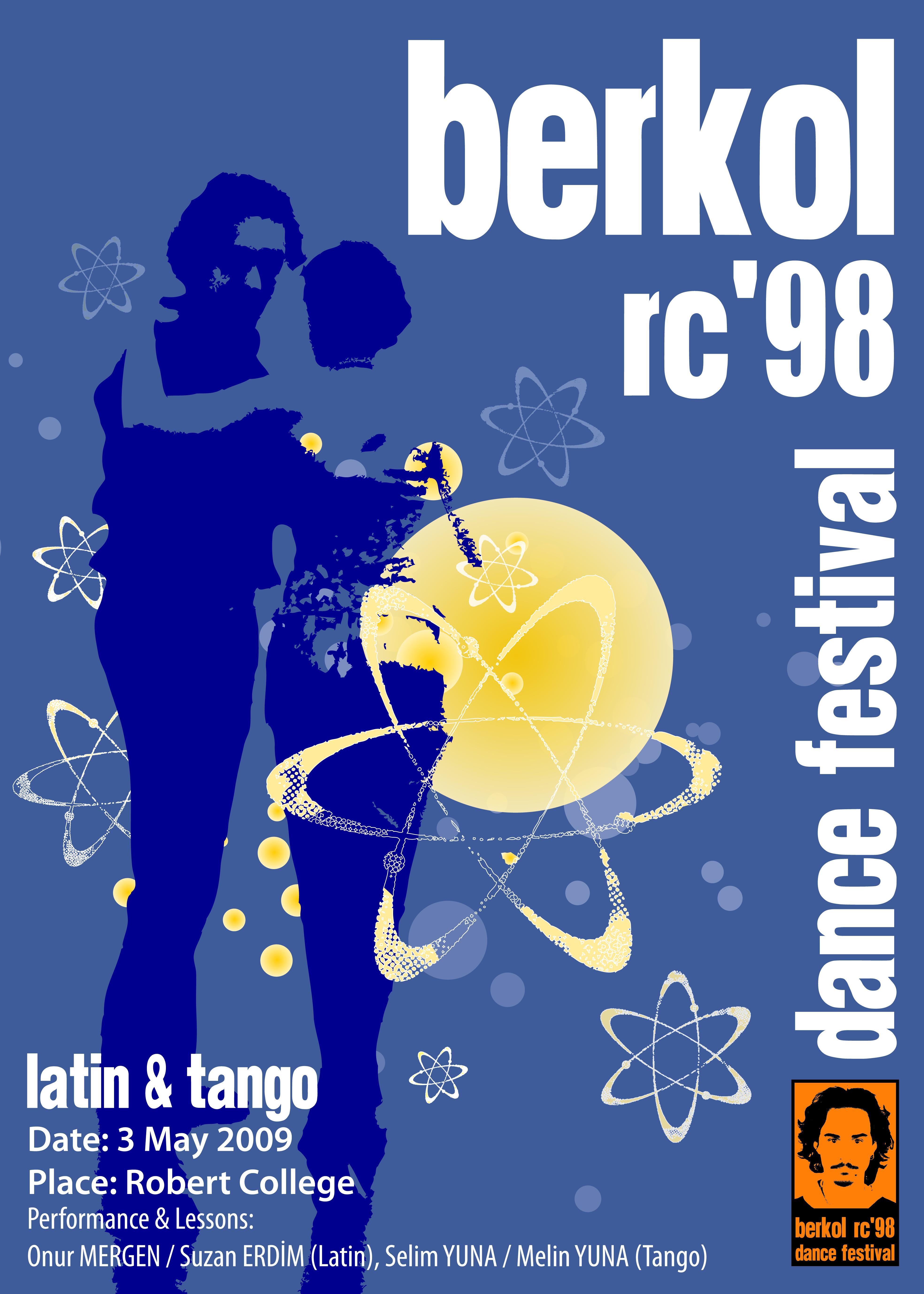 1. Berkol RC'98 Dans Festivali – 2009