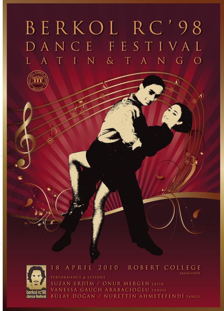 2. Berkol RC'98 Dans Festivali – 2010