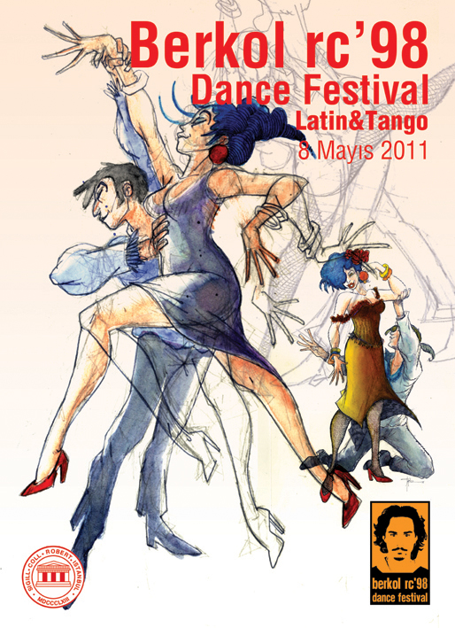 3. Berkol RC'98 Dans Festivali – 2011