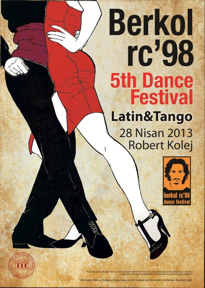 5. Berkol RC'98 Dans Festivali – 2013