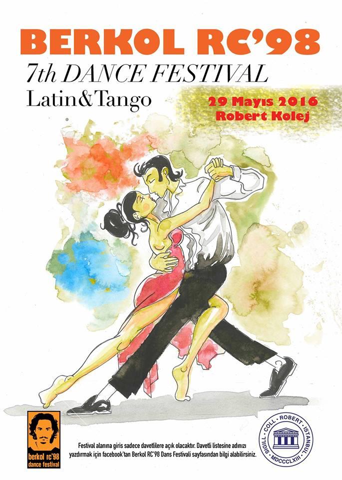 7. Berkol RC'98 Dans Festivali – 2016