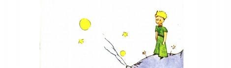 (Yunanca) Küçük Prens (Ο μικρός πρίγκιπας) - Antoine De Saint-Exupéry (Αντουάν ντε Σαιντ-Εξυπερύ)