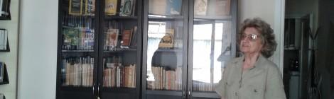 Gülen Adil Kütüphanemizi Ziyaret Etti