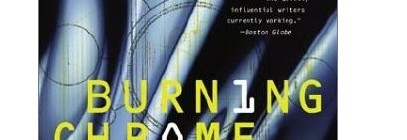Burning Chrome – William Gibson (İngilizce)