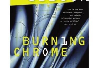 Burning Chrome – William Gibson (İngilizce)
