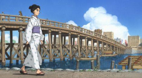 Anime Gösterimi ve Ukiyo-e Atölyesi: Miss Hokusai