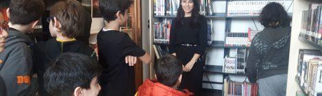 54. Kütüphane Haftası Okul Ziyareti