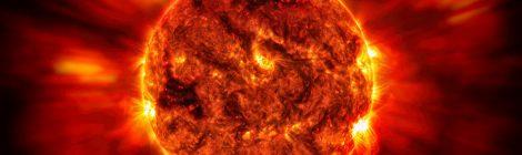 Güneş'in Leke Çevrimi ve Yıldız Lekeleri