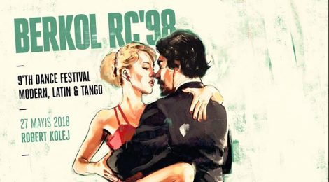 Berkol Rc'98 Dans Festivali