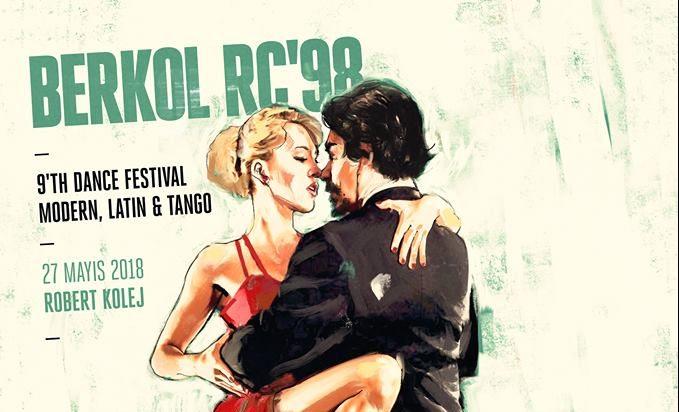 9. Berkol RC'98 Dans Festivali - 2018