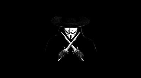 Film Gösterimi: V for Vendetta