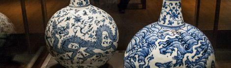 Marco Polo'nun İzinde Çin Porselen Sanatına Yolculuk