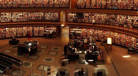 Değişen Toplum, Dönüşen Kütüphaneler