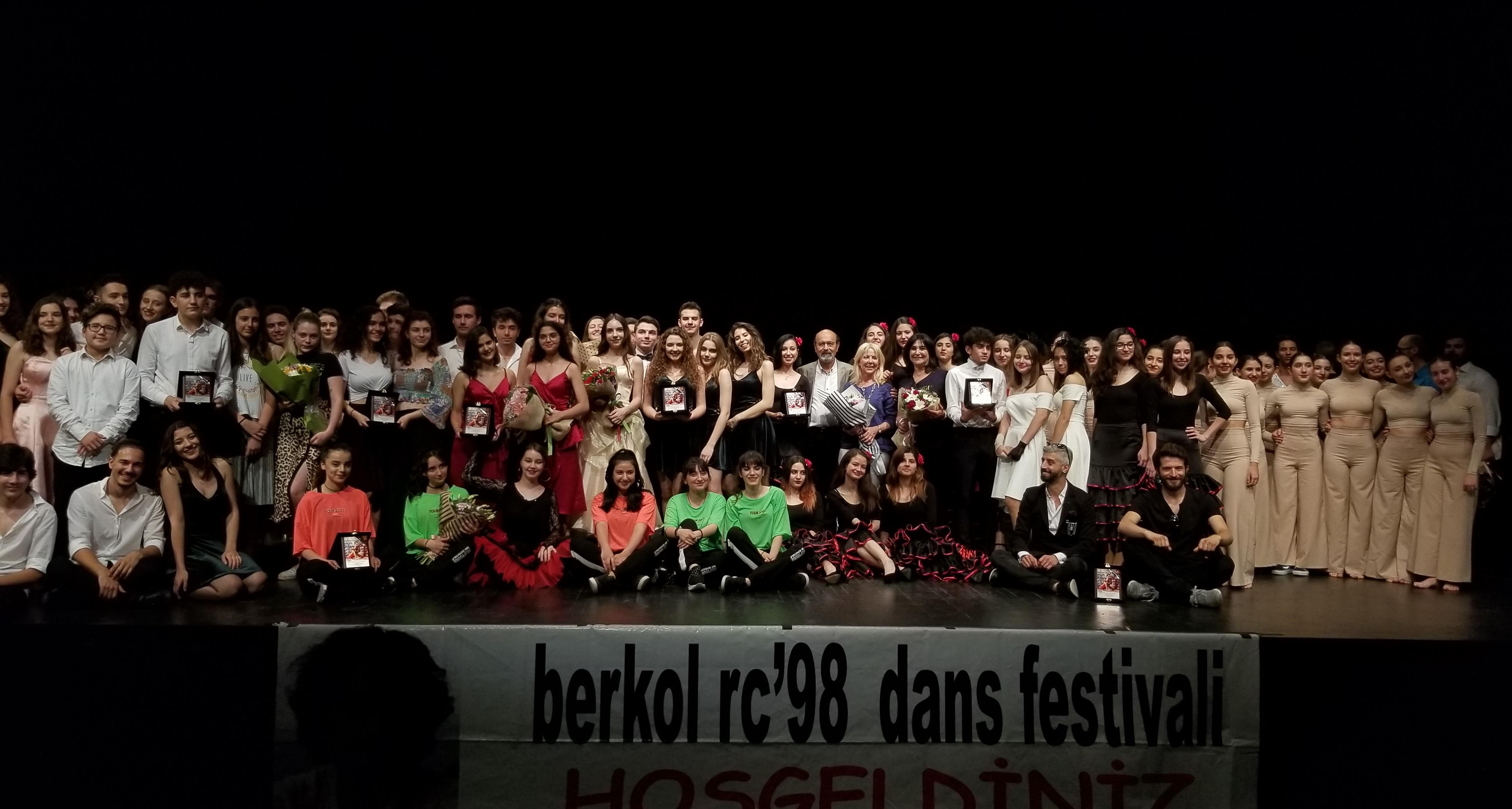 Berkol RC'98 10. Dans Festivali