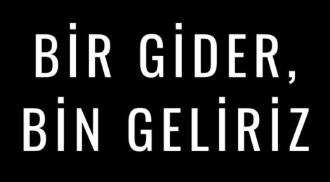 İstanbul Bilgi Üniversitesi 30 Kasım Anma Etkinliği