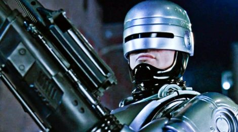 Film Gösterimi: Robocop