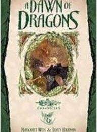 A Down of Dragons - Margaret Weis