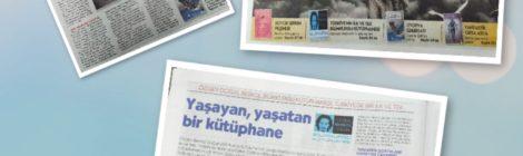 Cumhuriyet Gazetesinde Çıkan Haberimiz